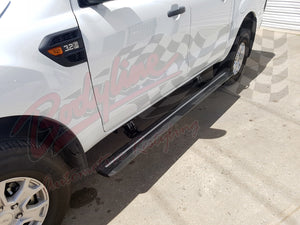 Mercedes X-CLASS 2017+ SMARTSTEP ENTRY ASSIST SIDE STEPS RUNNING BOARDS