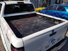 ISUZU D-MAX DUAL CAB 2012on DECKED TRUCK BED STORAGE SYSTEM DRAWS