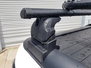 BLACK CROSS BAR for GEN 1 MOUNTAIN TOP STYLE ROLLER COVERS - 1 BAR