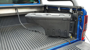 Ford RANGER PX 2012+ SMART TUB LOCKER - Secure Swing Lift out Case