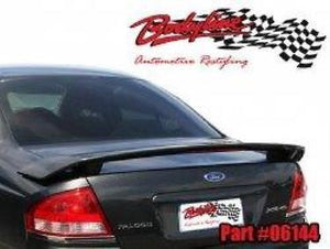 FORD FALCON BA BF XR SPOILER 2003-2008 WITH LED UNPAINTED