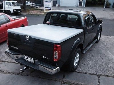 NISSAN NAVARA D40 DUAL CAB 2005-2014 UTE LID - NO SPORTS BAR