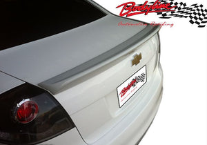 HOLDEN VE SERIES 2 COMMODORE SEDAN LIP SPOILER UNPAINTED 2010-2014