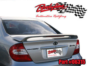 Toyota Camry 30 Series Spoiler 2002 - 2006 PAINTED