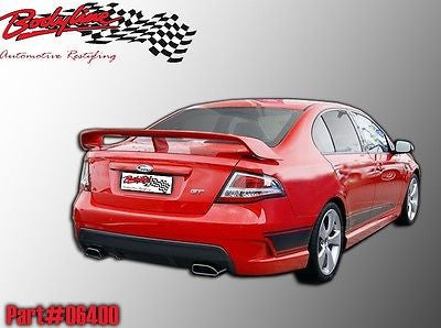 FORD FG FALCON GT SEDAN REAR SPOILER 2007-2014 PAINTED