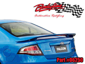Ford FG/FGX  Falcon  Spoiler REAR WING 2008 - 2016 - ABS -  UNPAINTED SPOILER