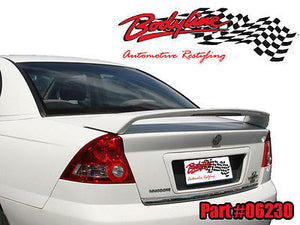 HOLDEN VZ COMMODORE REAR WING SPOILER  ABS PLASTIC SUIT S OR SS VZ SEDAN