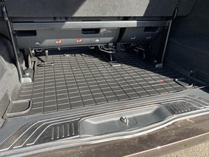 Mercedes-Benz V-Class W447 Vito Valente 2014-2020 WeatherTech 3D Boot Liner Mat Carpet Protection CargoLiner