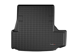 BMW 7-Series (G11/G12) 2016-2019 WeatherTech 3D Boot Liner Mat Carpet Protection CargoLiner