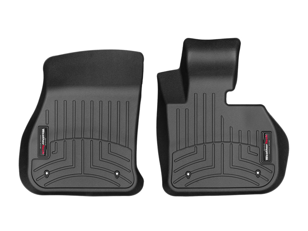 MINI Countryman Plug-in Hybrid 2017-2018 WeatherTech 3D Floor Mats FloorLiner Carpet Protection