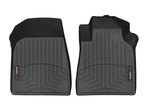 Tesla Model X built 18-10-16 to 22-08-17 WeatherTech 3D Floor Mats FloorLiner Carpet Protection