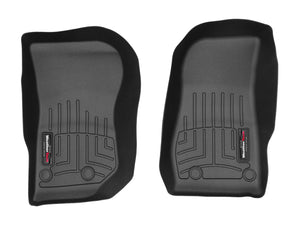 Jeep Wrangler 2014-2018 WeatherTech 3D Floor Mats FloorLiner Carpet Protection