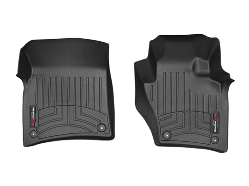 Porsche® Cayenne® 2013-2017 WeatherTech 3D Floor Mats FloorLiner Carpet Protection