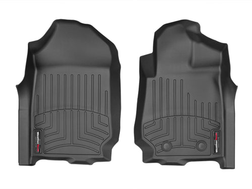 Ford Ranger PX 2012on WeatherTech 3D Floor Mats FloorLiner Carpet Protection