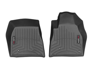 Tesla Model S 2012-2014 WeatherTech 3D Floor Mats FloorLiner Carpet Protection