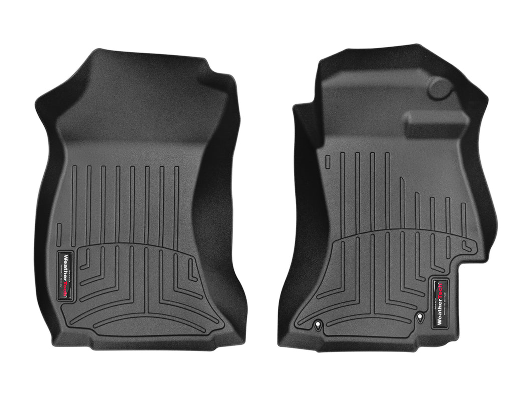 Subaru XV 2013-2016 WeatherTech 3D Floor Mats FloorLiner Carpet Protection