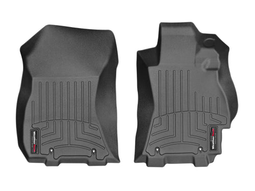 Subaru Legacy 2015-2015 WeatherTech 3D Floor Mats FloorLiner Carpet Protection
