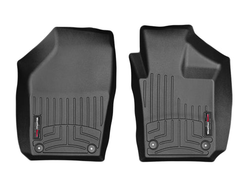 Volkswagen Polo 2009-2015 WeatherTech 3D Floor Mats FloorLiner Carpet Protection
