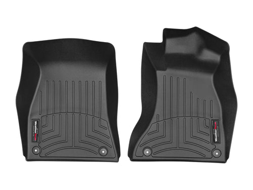 Audi A5 2007-2015 WeatherTech 3D Floor Mats FloorLiner Carpet Protection