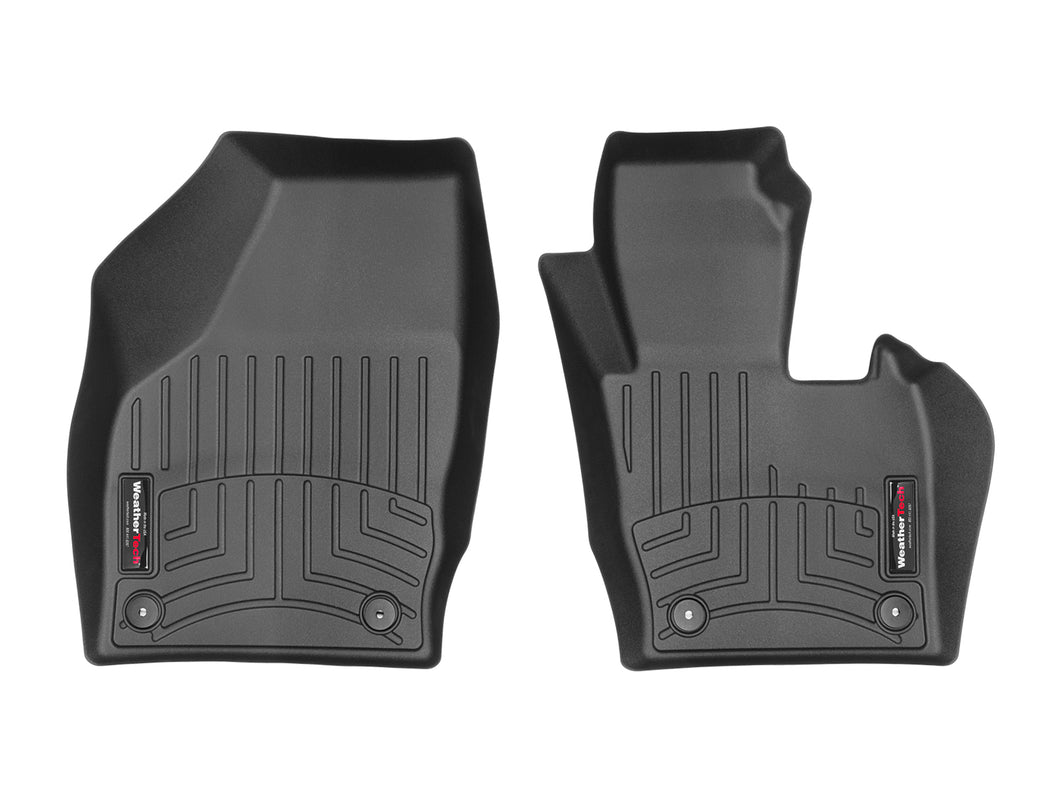 Audi Q3 2011-2017 WeatherTech 3D Floor Mats FloorLiner Carpet Protection