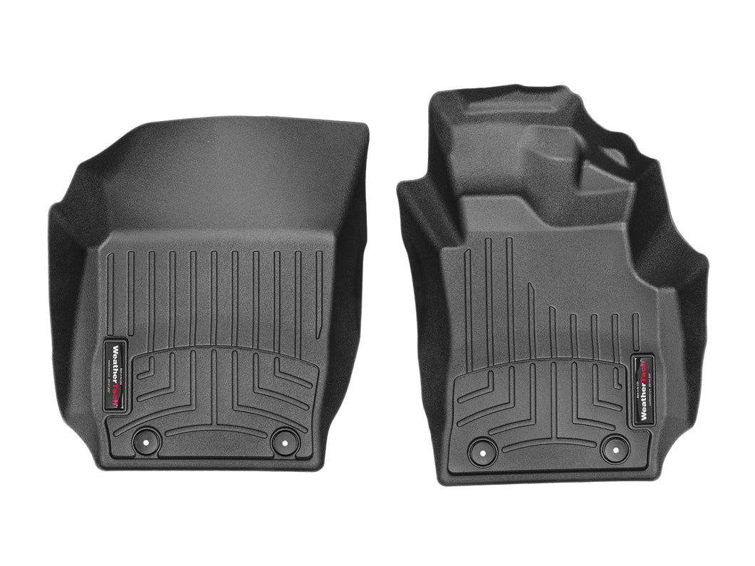Audi A1 2010-2017 WeatherTech 3D Floor Mats FloorLiner Carpet Protection