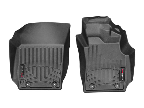 Audi A1 2018-2018 WeatherTech 3D Floor Mats FloorLiner Carpet Protection