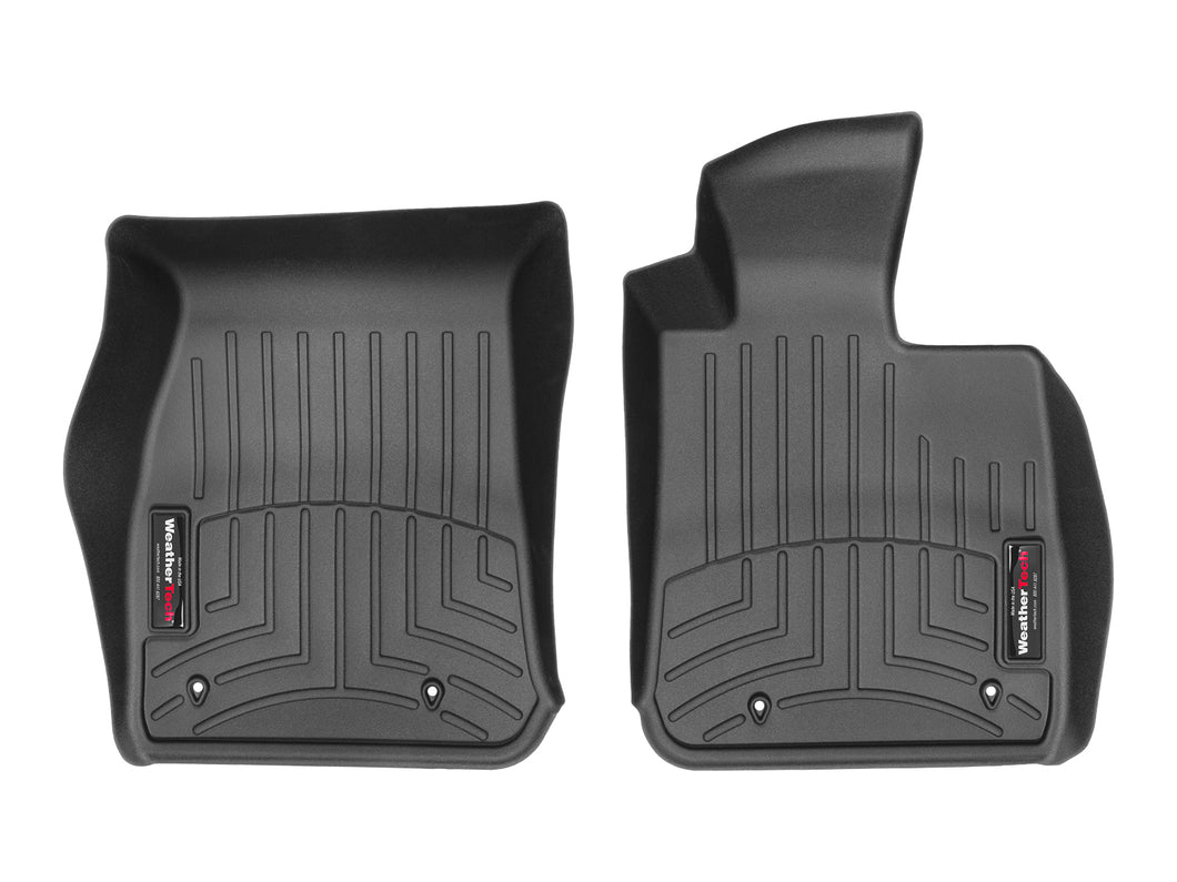 BMW 2-Series (F22/F23) 2016-2018 WeatherTech 3D Floor Mats FloorLiner Carpet Protection