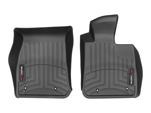 BMW 2-Series (F22/F23) 2014-2018 WeatherTech 3D Floor Mats FloorLiner Carpet Protection