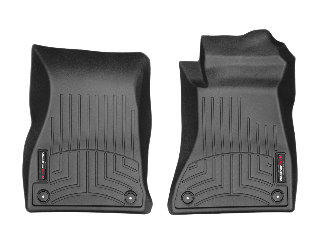 Audi A4 2016-2019 WeatherTech 3D Floor Mats FloorLiner Carpet Protection