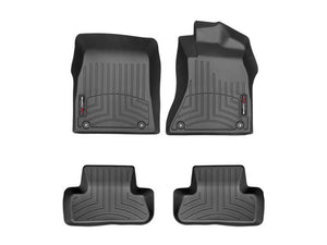 Audi Q5 SQ5 2013-2017 WeatherTech 3D Floor Mats FloorLiner Carpet Protection