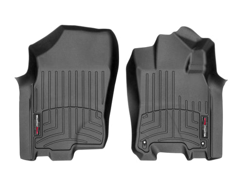 NAVARA NP300 2015on WeatherTech 3D Floor Mats FloorLiner
