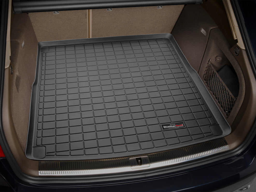 Audi S4 2009-2014 WeatherTech 3D Boot Liner Mat Carpet Protection CargoLiner