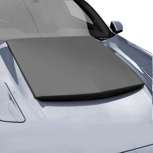 Ford Mustang 2015-2017 AIR DESIGN HOOD SCOOP - Satin Black