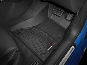 Audi RS4 2012-2014 WeatherTech 3D Floor Mats FloorLiner Carpet Protection