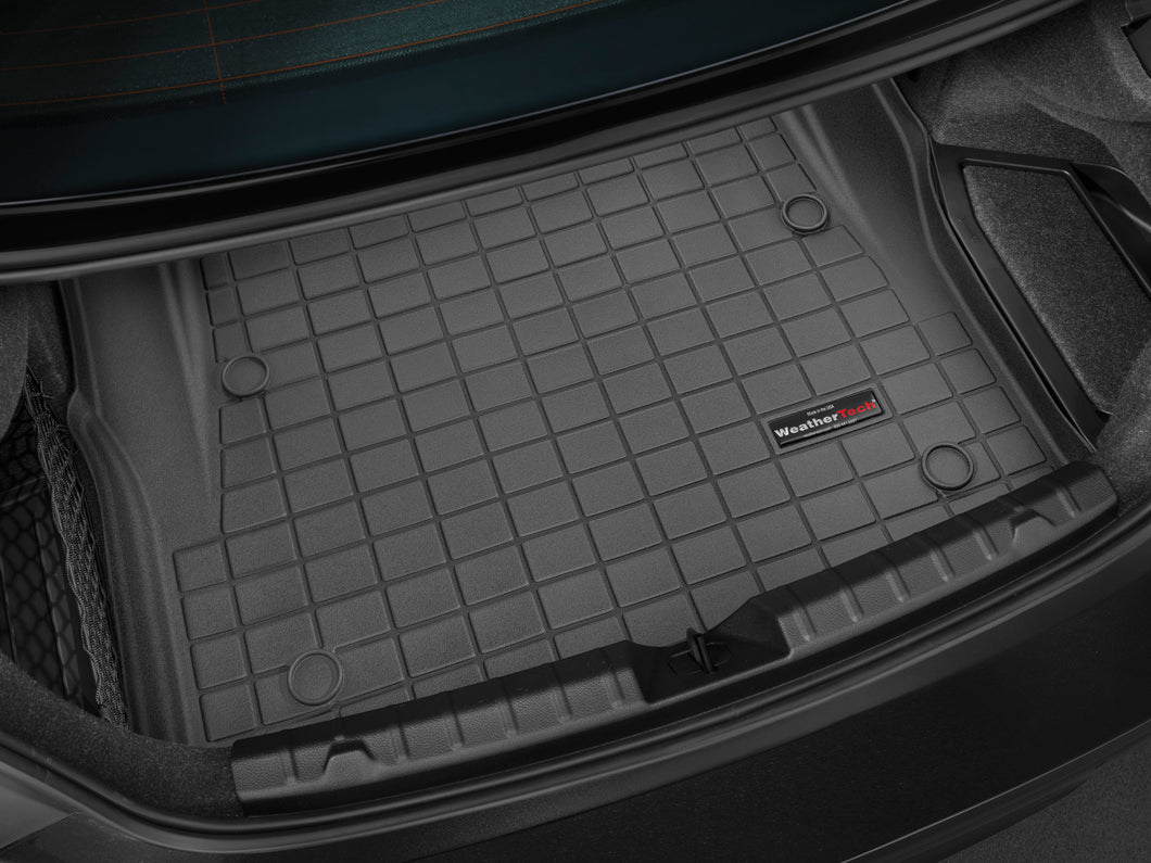 BMW M4 COUPE (F82) 2015-2019 WeatherTech 3D Boot Liner Mat Carpet Protection CargoLiner