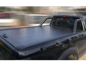 FORD RANGER SINGLE CAB 12+ ROLLER SHUTTER COVER Tonneau suits Factory Sports Bar Secure