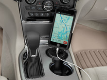WeatherTech CupFone - Universal Adjustable Portable Cup Holder Car Mount for Mobile Phones