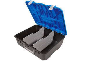 DECKED D-Box Drawer Tool Box - Black Blue
