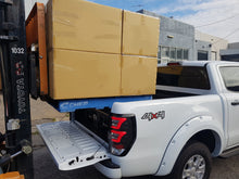 VW AMAROK DUAL CAB 2010on DECKED TRUCK BED STORAGE SYSTEM DRAWS