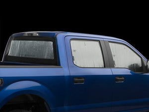 Ford Ranger DUAL CAB 2019+ WeatherTech SunShade Windshield & Side Window Shade Full KIT