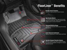 Ford Fiesta 2011-2011 WeatherTech 3D Floor Mats FloorLiner Carpet Protection