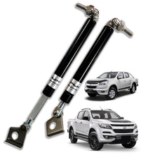 Holden Colorado RG 2012-2020 tailgate strut assist system (with factory tailgate wire cables)