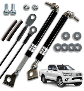 Toyota Hilux 2015-2020 (Single Handle) tailgate strut assist system