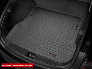 Audi A4 1999-2000 WeatherTech 3D Boot Liner Mat Carpet Protection CargoLiner