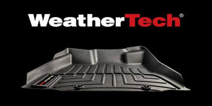 Mitsubishi L200 2015-2017 WeatherTech 3D Floor Mats FloorLiner Carpet Protection