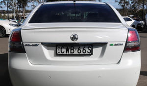 Holden CALAIS VE Series 2 Boot LIP Spoiler Genuine GM HOLDEN no drill stick on