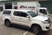 TOYOTA HILUX REVO DUAL CAB CANOPY 2015on - LIFT UP WINDOWS - FITS A Deck