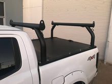BLACK LADDER RACK for BODYLINE ROLLER COVER Tonneau Easy Fit Super Strong