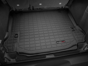 Jeep Wrangler Unlimited 2011-2014 WeatherTech 3D Boot Liner Mat Carpet Protection CargoLiner