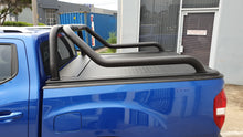 LDV MAXUS T60 2017+ ROLLER SHUTTER COVER & EXTENDED SPORTS BAR Tonneau Secure Black